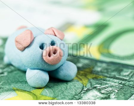 Pig As Lucky Charm