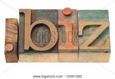Business Internet Domain