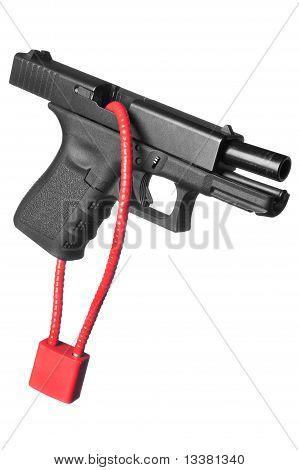 Arma de fuego cerrado