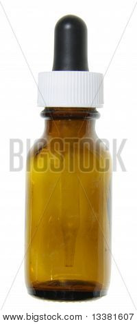 One Naturopathic Dropper Bottle