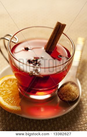 Toddy Or Mulled Wine