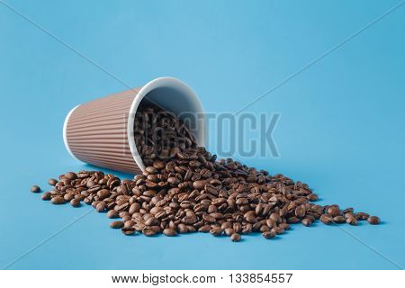Coffee To Go Concept