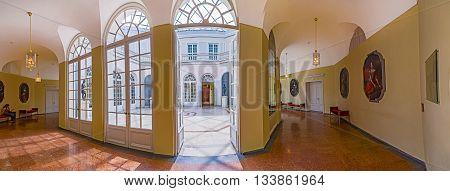 Inside Famous Munich Residence