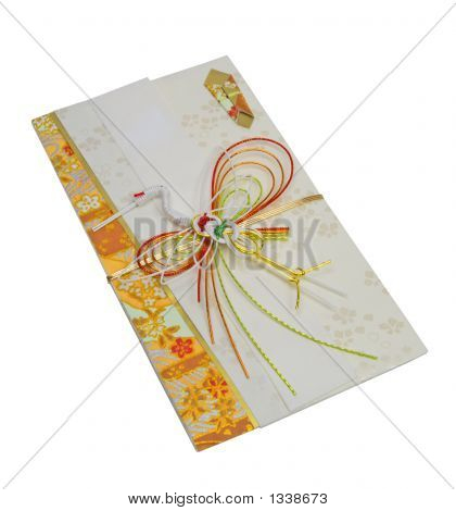 Japanese Festive Envelope