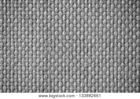 Monotone Dark gray for the background fiber textiles.