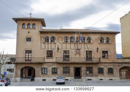 Cardona Council a municipality of Spain belonging to the province of Barcelona in the region of Bages