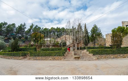 Castellnou de Bages is a municipality located in the region of Bages in the province of Barcelona (Spain)