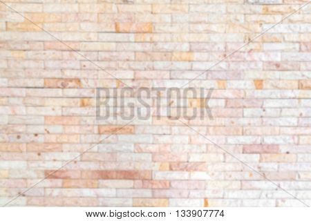 Blur blurred Stone Abstract , Sandstone wall background,The patterns and colors.