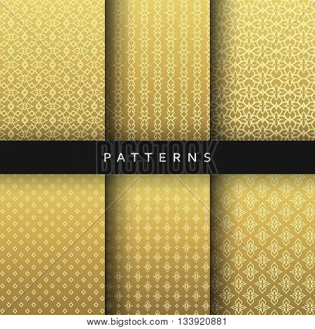 Luxury design elements pattern abstract texture, backdrop, style. Elegant luxury pattern gold