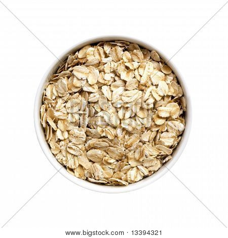 Oats (with Path)