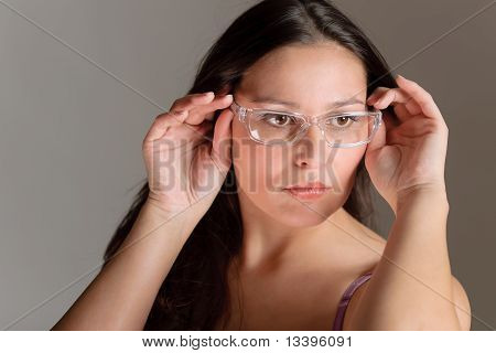 Designer Glasses - Trendy Woman Fashion