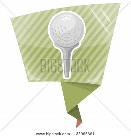Golf ball icon, Golf ball icon vector, Golf ball icon eps 10, Golf ball icon jpg. Vector illustration