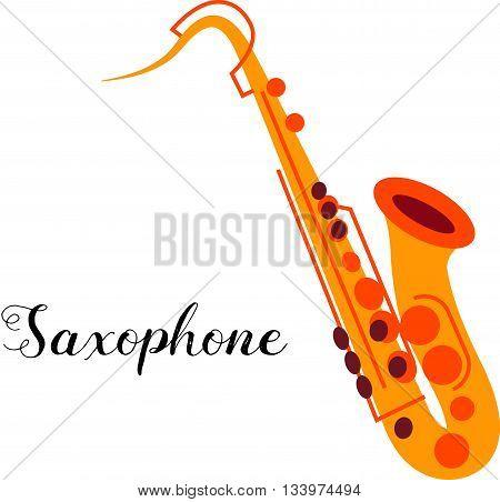 Saxophone Musical Instrument
