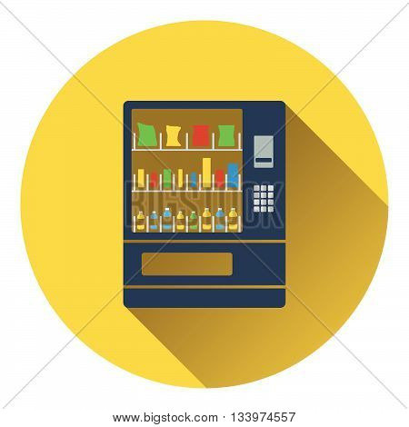 Food Selling Machine Icon