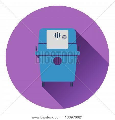 Icon Of Vacuum Cleaner