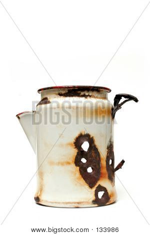 Wyoming Coffee Pot