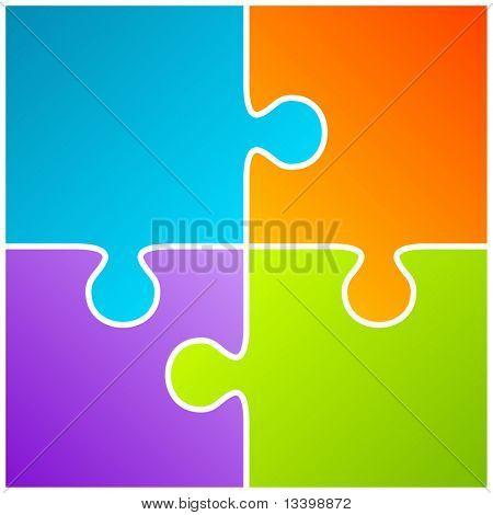 Vektor-puzzle