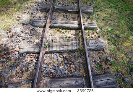 Old Narrow-gauge Railways