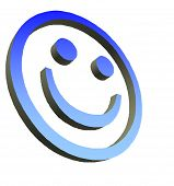 image of smiley face  - smiley face symbol - JPG