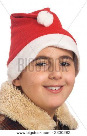 Weihnachten-Boy