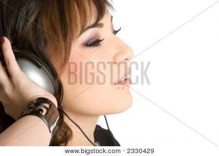 Music Loving Lady
