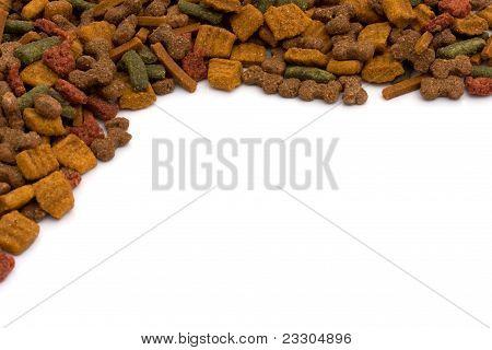 Dog Food Background