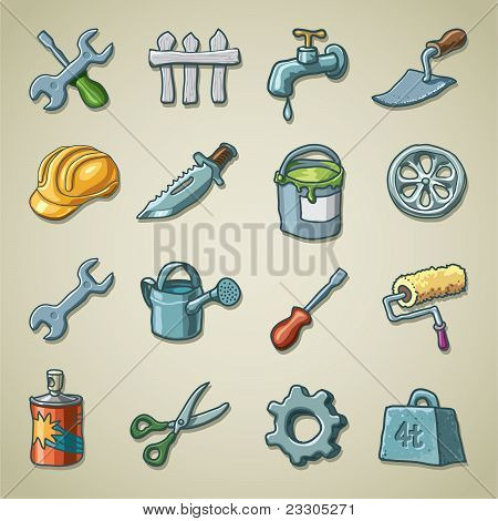 Freehands icons - tools