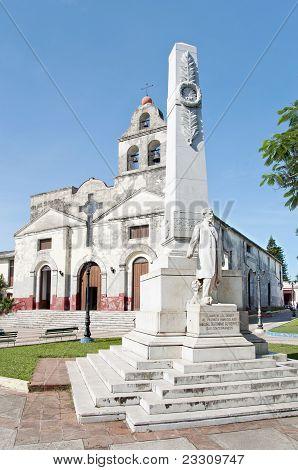 Catholic Church: La Pastora, Cuba