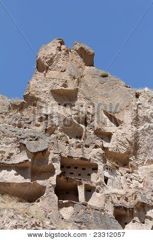 Pigeon Housing, Cappadocia