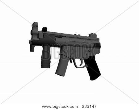 Hk-mp5-k Handgun