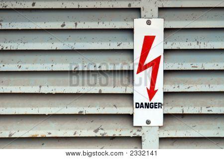Sinal de perigo
