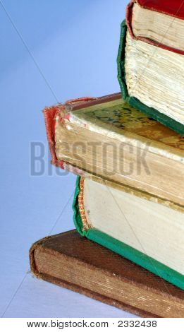 Small Books Detail