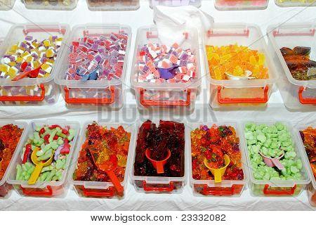 Gummi Candies