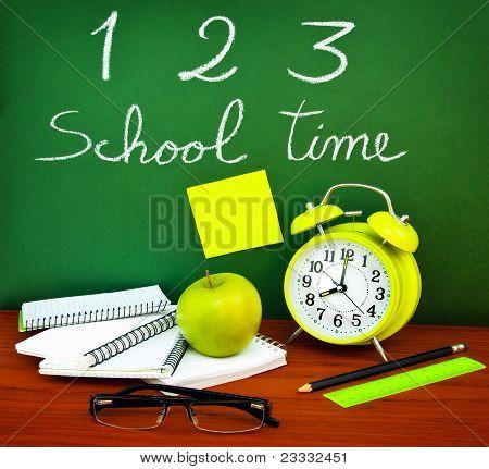 Regresar al concepto de escuela