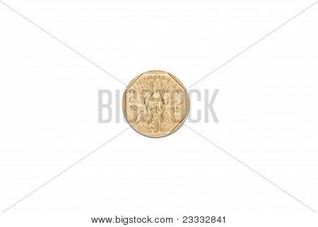 Singapore Dollar Coin