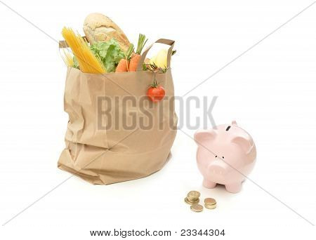 Grocery Food Budget