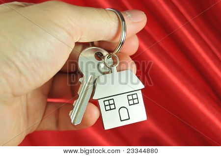 Key for a new house