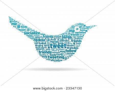 Words - Tweet
