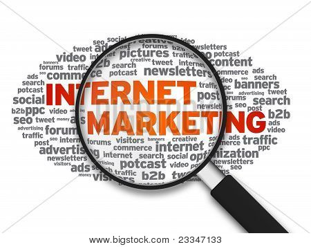 Lupe - Internet-Marketing