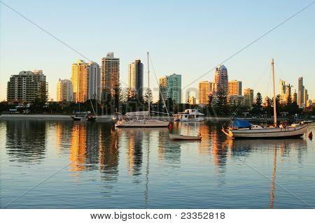 Main Beach Boats
