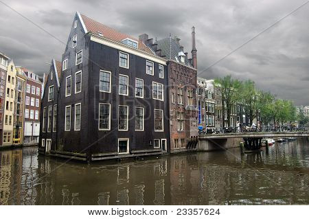 Channels Of Amsterdam