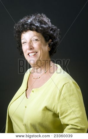 happy smiling Woman portrait