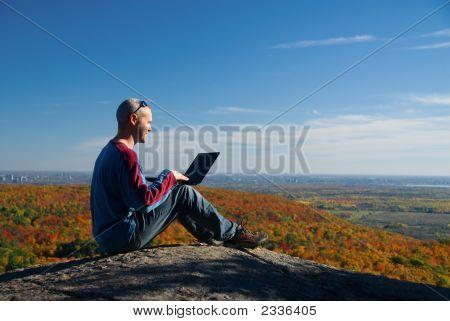 Nature Laptop