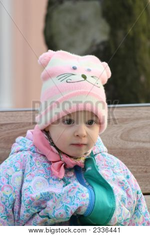 Young Girl With Cap