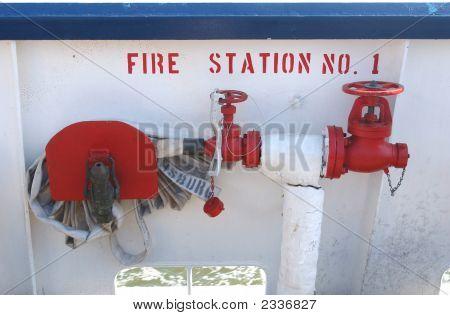 Fire Hose 001