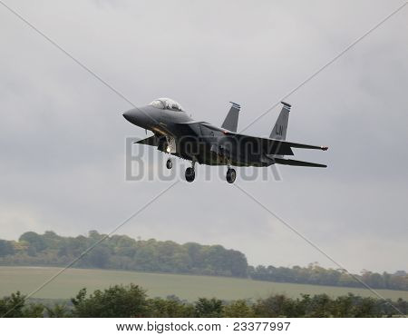 USAF F15E Strike Eagle