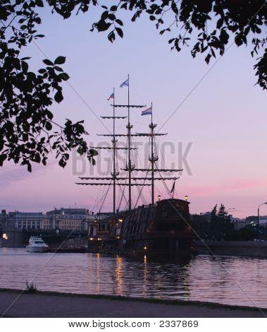Ship In Night