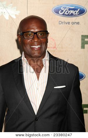 LOS ANGELES - SEP 12:  Antonio L.A. Reid arriving at the 7th Annual Fox Fall Eco-Casino Party at The Bookbindery on September 12, 2011 in Culver City, CA