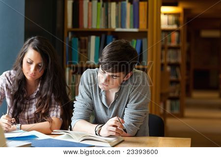 Students Writing An Essay