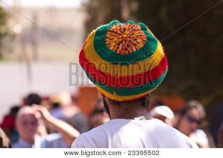 Brazilian Rastafarian